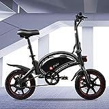 Zoom IMG-1 dyu d3f bicicletta elettrica pieghevole