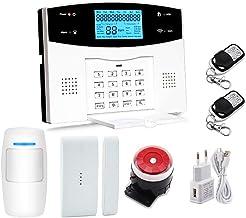 Venster of deursensor Home Security System Kit Afstandsbediening Intelligente LED Display Voice Prompt House Office Busine...