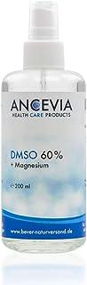 ANCEVIA® DMSO 60 con magnesio 200 ml - dimetilsulfóxido + cloruro