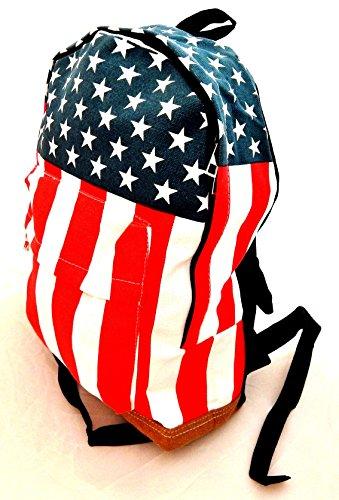 Zaino design USA America bandiera - Tinas Collection