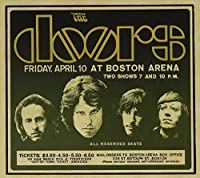 Live In Boston by The Doors (2007-07-25)