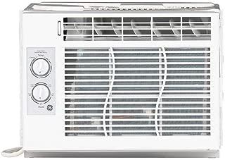 GE 5,000 BTU 115-Volt Room Window Air Conditioner in White