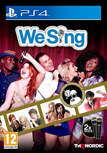 We Sing 2-Mic Bundle (PS4) - [Edizione: Regno Unito]