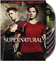 Supernatural: Complete Sixth Season [DVD] [Import]