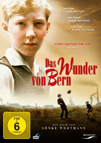 The Miracle of Bern ( Das Wunder von Bern ) [ NON-USA FORMAT, PAL, Reg.2 Import - Germany ]