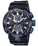 [カシオ] 腕時計 ジーショック Bluetooth 搭載 電波ソーラー カーボンコアガード構造 GWR-B1000-1A1JF メンズ ブラック