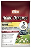 Ortho Home Defense Insect Killer for Lawns Granules - Treats up to 10,000 sq. ft., Lawn Insect Killer Kills Ants, Ticks, Fleas, Spiders, Centipedes & Other Listed Bugs, Fast Acting, 10 lbs.