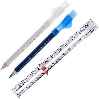 Magideal 3/pezzi Schneider gessetto matita con mano Mass da cucito sarto fai da te artigianato Marker penne