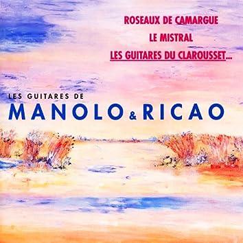 Les guitares de Manolo et Ricao