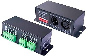 LTech LT-DMX-1809 DMX to SPI (TTL) Digital Signal LED Decoder Pixel Control