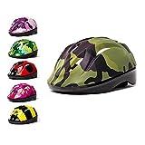 3StyleScooters® SafetyMAX® Casco para Niños - 6 Diseños Increíbles Bicicleta y Patinete - Cinta Ajustable - Opciones para Niños de 4 a 11 Años