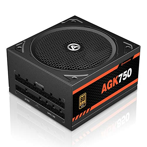 [PSU] ARESGAME 750W Power Supply Fully Modular 80+ Gold PSU - $75.99 (Extra 40% discount can be applied) (May only apply for PRIME Members)