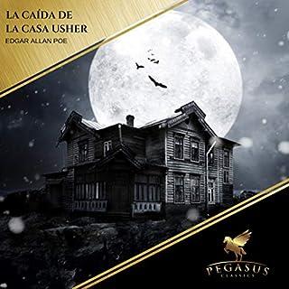La Caida de la Casa Usher audiobook cover art