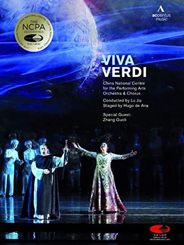Viva Verdi-China National Centre 2 DVDs