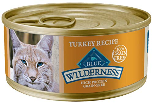 Is Blue Buffalo Wet Cat Food Grain Free?