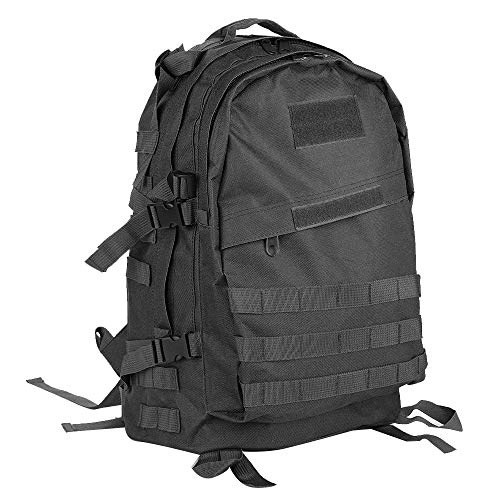 LIAWEI Mochila táctica de asalto, grande de 40 l, mochila militar militar, mochila escolar para acampar al aire libre, senderismo, caza, viajes, senderismo
