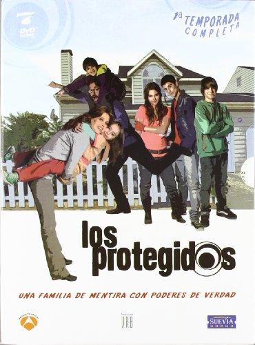 Los Protegidos - Temporada 1 Completa [DVD]