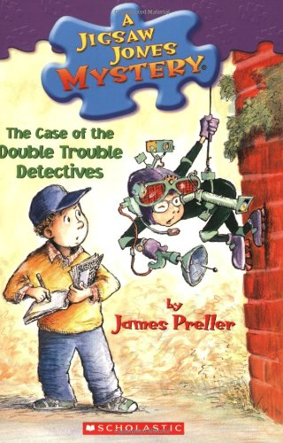 The Case of the Double Trouble Detectives (Jigsaw Jones Mystery)の詳細を見る