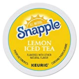 Snapple Lemon Tea K-cups, 22-count