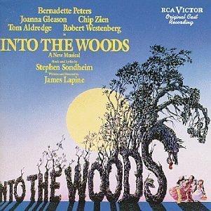 Into the Woods (1987 Original Broadway Cast) Cast Recording Edition (1990) Audio CD