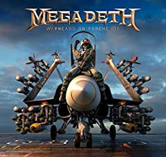 Megadeth- Warheads On Foreheads