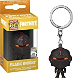 Funko- Pop Fortnite: Black Knight Llavero, Multicolor (36953)