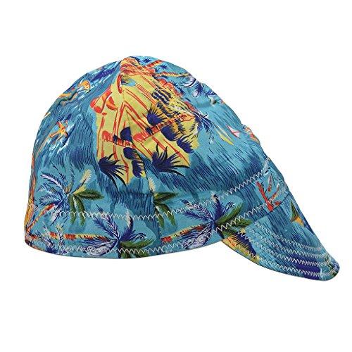 Non-brand Sombrero para Soldar Casquillo Sombrero Protección para La Cabeza Casco De Soldadura Máscara De Soldadura