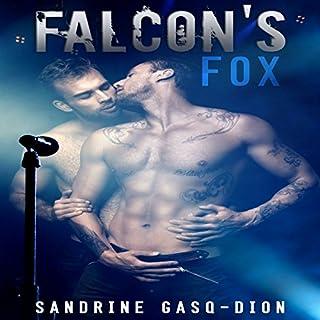 Falcon's Fox audiobook cover art