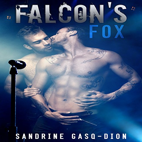 Falcon's Fox audiobook cover art