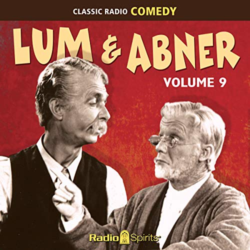 Couverture de Lum & Abner: Volume 9