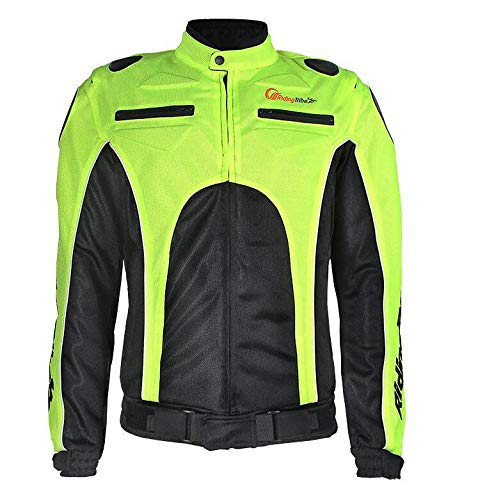 RTVZ motorjassen voor mannen bescherming apparatuur ademende waterdichte reflecterende motorfiets beschermende jas