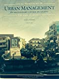 Local practices in urban management in secondary cities in Egypt - The case of Belbeis