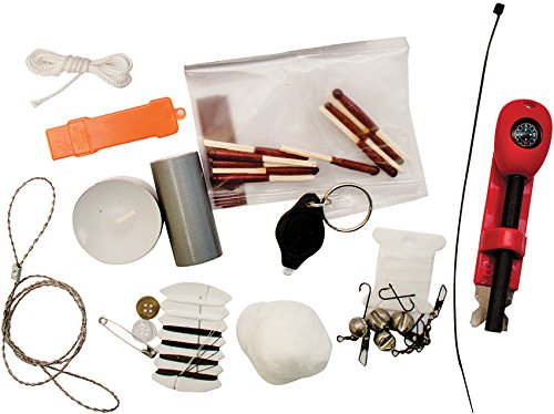 BCB Adventure Survival Essentials Kit, grün