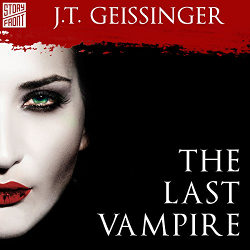 The Last Vampire audiobook cover art