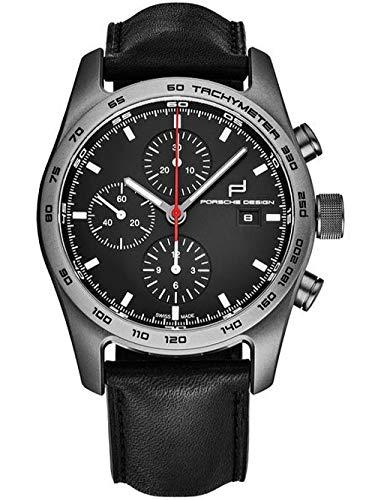 Porsche Design Automatik Uhr, Titan, Chronograph, COSC, 6011.10.406.113