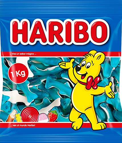 Haribo - Delfin Blau 1.0 kg