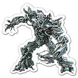 Megatron Decepticon Transformers Vynil Car Sticker Decal - Select Size