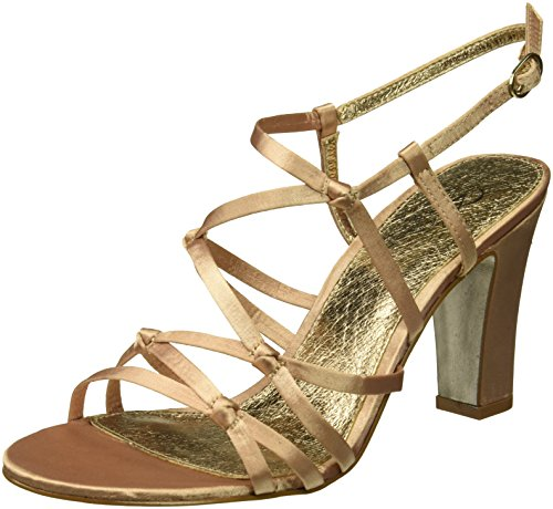 Adrianna Papell Women's Adelson Pump, Shea Satin, 7.5 M US
