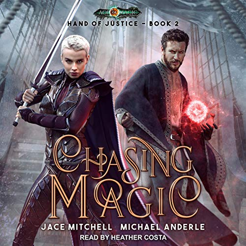 Chasing Magic cover art
