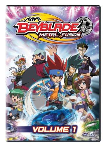 Beyblade: Metal Fusion 1 [DVD] [Region 1] [US Import] [NTSC]