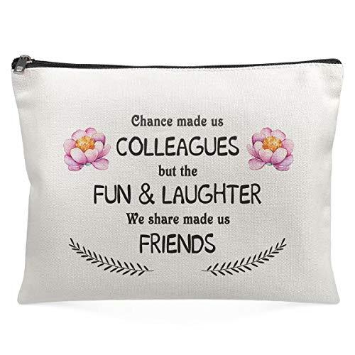 """Lustige Make-up-Tasche für Damen, mit Aufschrift """"A Wise Women Once Said"""", Kosmetiktasche für Rentner, Geschenke für Kollegen, beste Freunde, Krankenschwester, Lehrer, Lehrer, Reisetasche."""