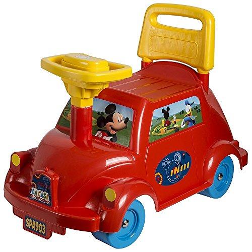 GUIZMAX Compatible avec Porteur Mickey Mouse Enfant Disney bébé