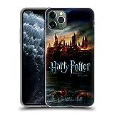 Head Case Designs sous Licence Officielle Harry Potter Château Deathly Hallows VIII Coque en Gel...