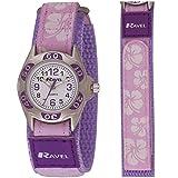 Ravel Kinder-Armbanduhr Analog violett R1507.20