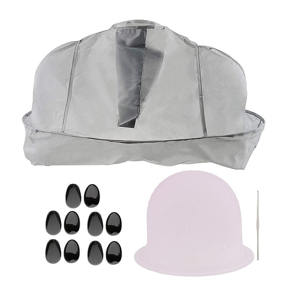れる遅滞ひそかにB Baosity ヘアサロン ヘアカラー 美容ケープ 帽子 キャップ 耳のカバー ヘアスタイリング おしゃれ染め