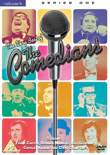 The Comedians - The Best Of The Comedians [DVD] [1971]