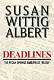 press enterprise newspaper - Deadlines: A Novella (The Pecan Springs Enterprise Trilogy Book 1)