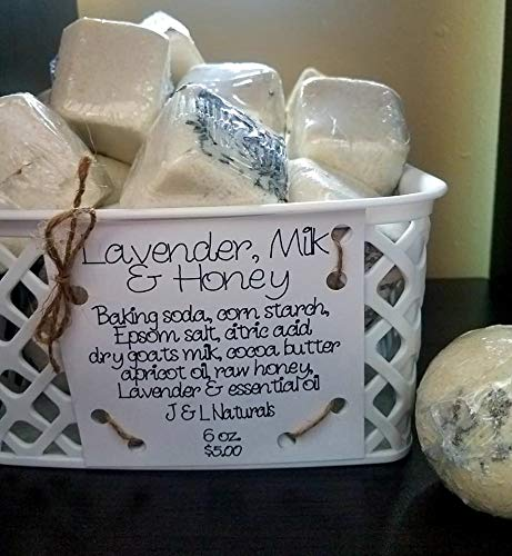 Cheap SALE Start Lavender Milk Honey Bath Save money Bomb