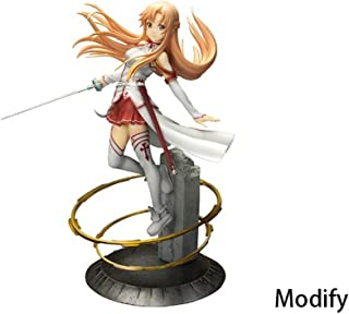 Duzhengzhou Sword Art Online Asuna Aincrad ANI Statue Figure