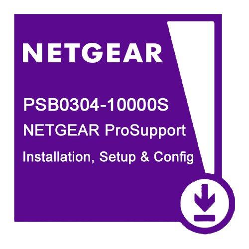 Netgear Net Prof Setup and CONFIG (Remote), PSB0304-10000S (CONFIG (Remote))